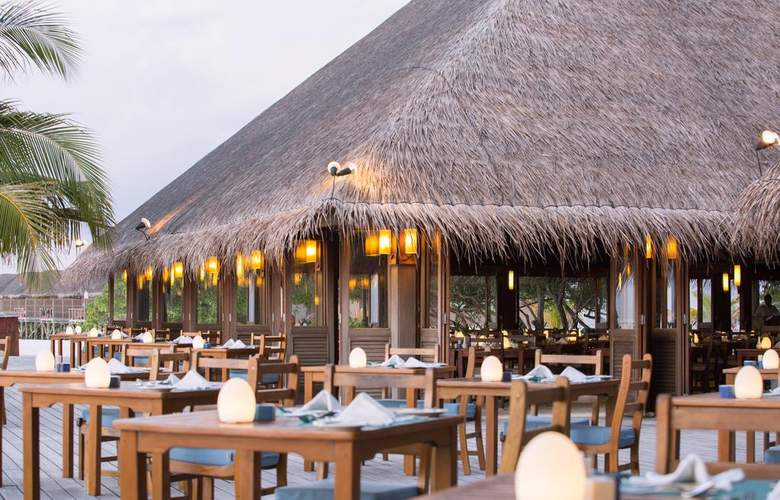 Meeru Island Resort - Restaurant - 32