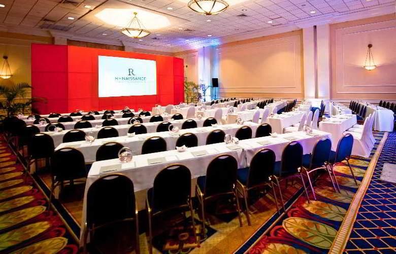 Renaissance Santo Domingo Jaragua Hotel & Casino - Conference - 7