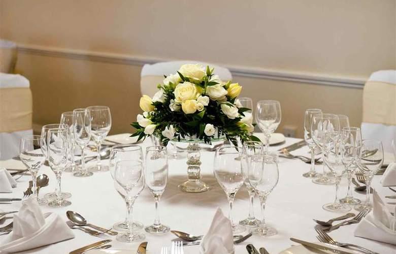 Mercure Milton Keynes Parkside House - Hotel - 35