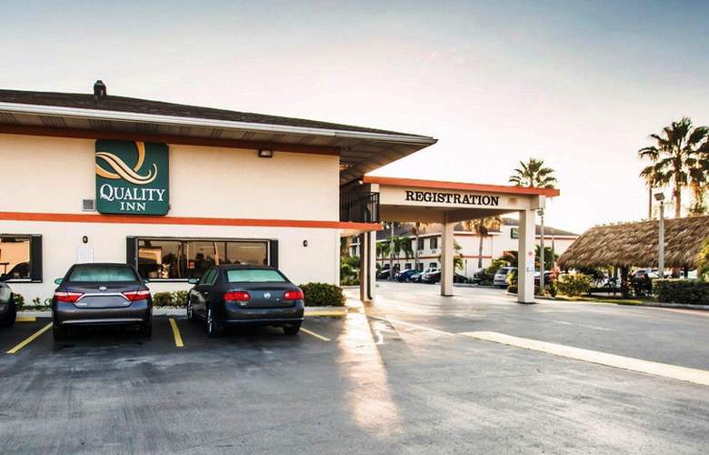 Quality Inn Florida City - Homestead - Hotel - 4