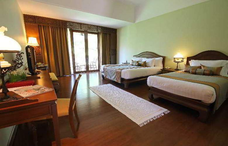 Dheva Mantra Resort And Spa - Room - 4
