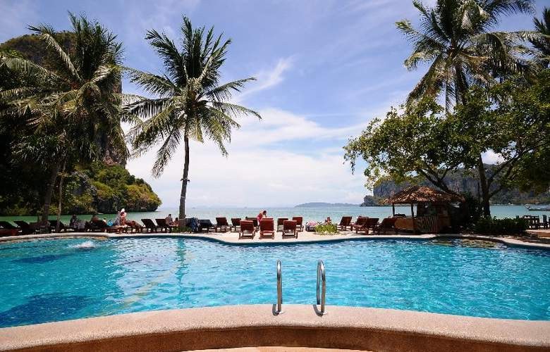 Railay Bay Resort and Spa - Pool - 12