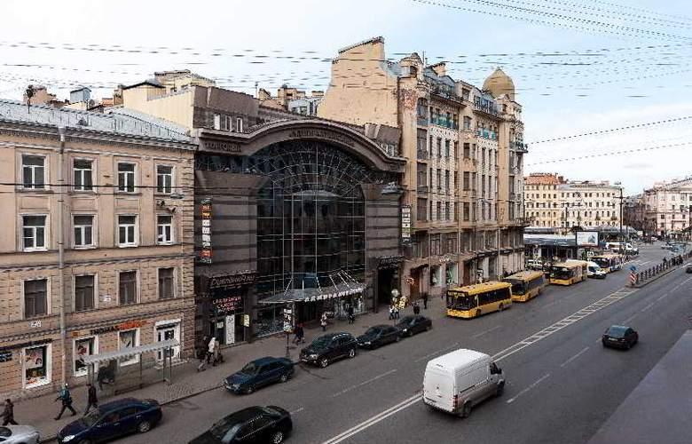 Allegro Moskovsky - Hotel - 4