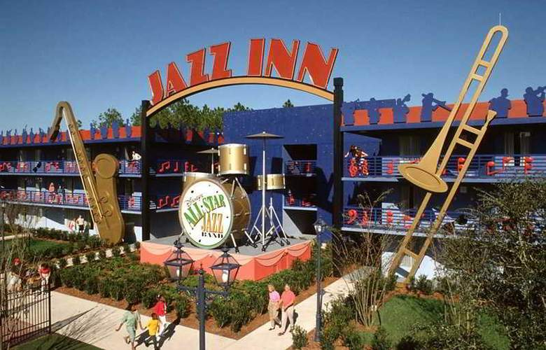 Disney's All Star Music Resort - General - 4
