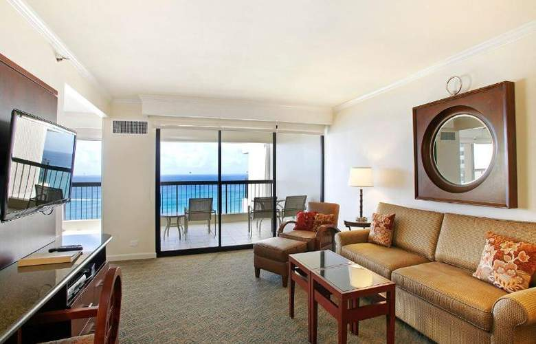 The Residences at Waikiki Beach Tower - Room - 9