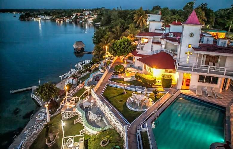Laguna Bacalar - Hotel - 11