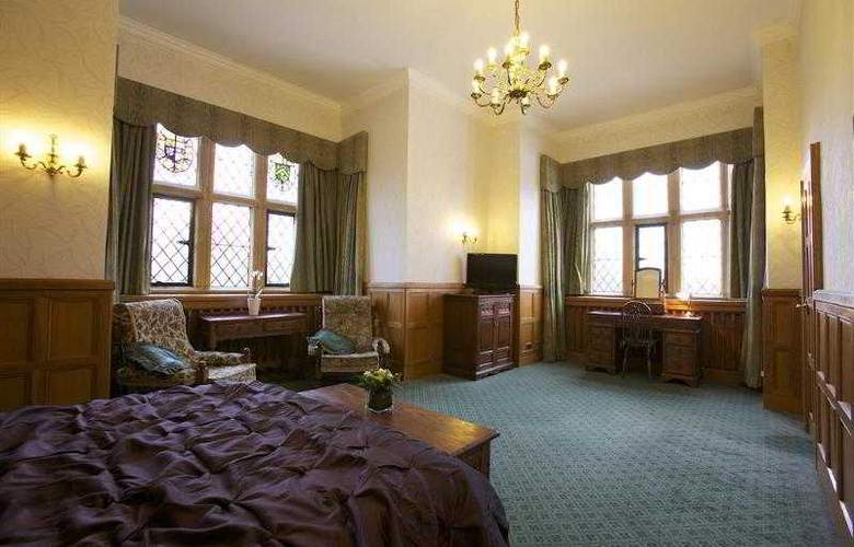 Best Western Salford Hall - Hotel - 33