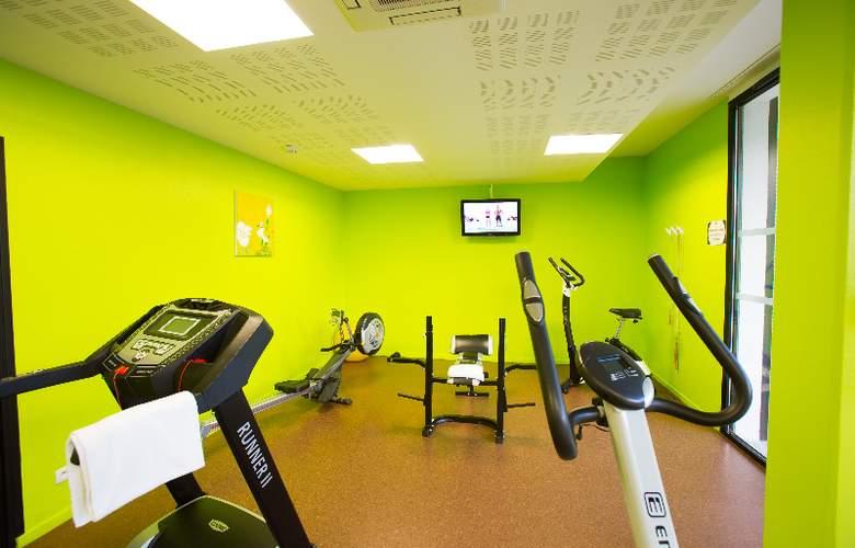 All Suites Appart Hotel Pau - Sport - 8