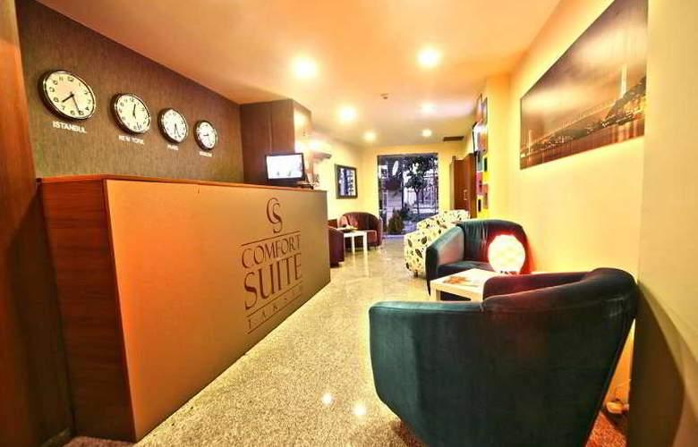 Comfort Suite Taksim - General - 2