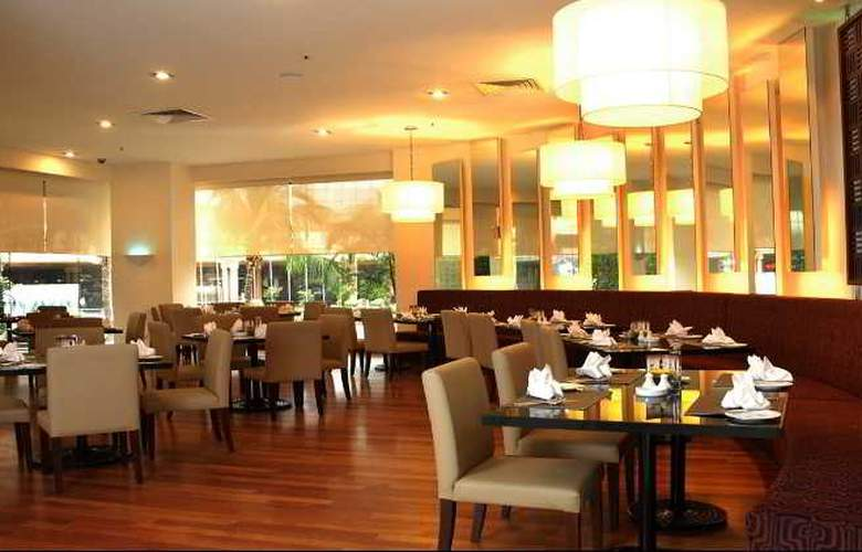 Seri Pacific Hotel Kuala Lumpur - Restaurant - 13