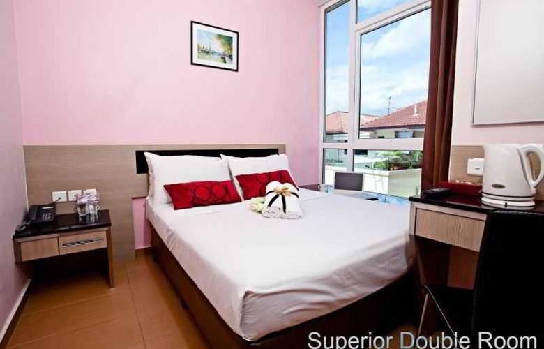 Fragrance Hotel Ocean View - Room - 10