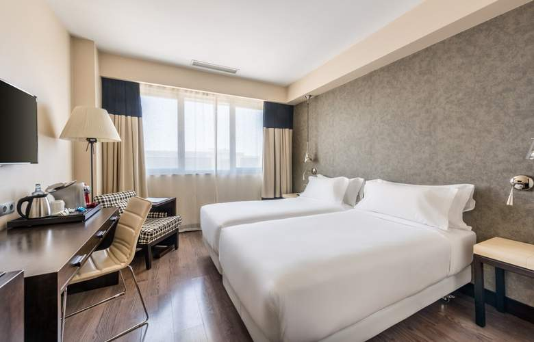 NH Alcorcon - Room - 8