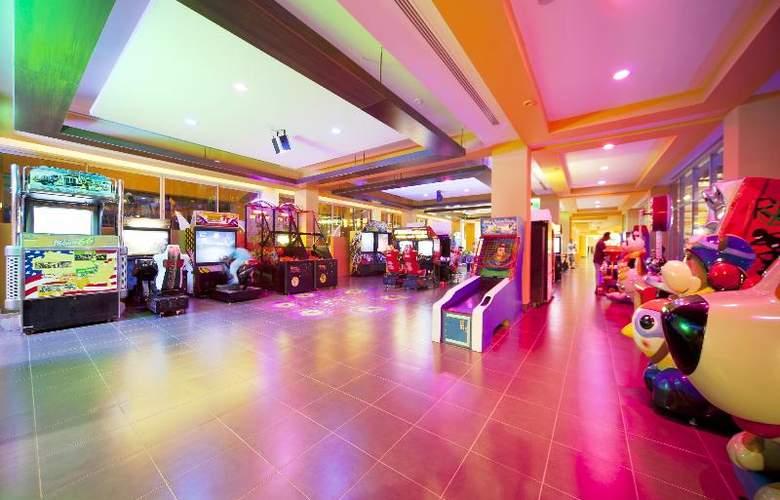 Sueno Hotels Beach Side - Sport - 46