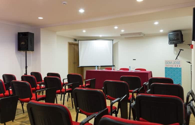 Dom Jose Beach Hotel  - Conference - 8