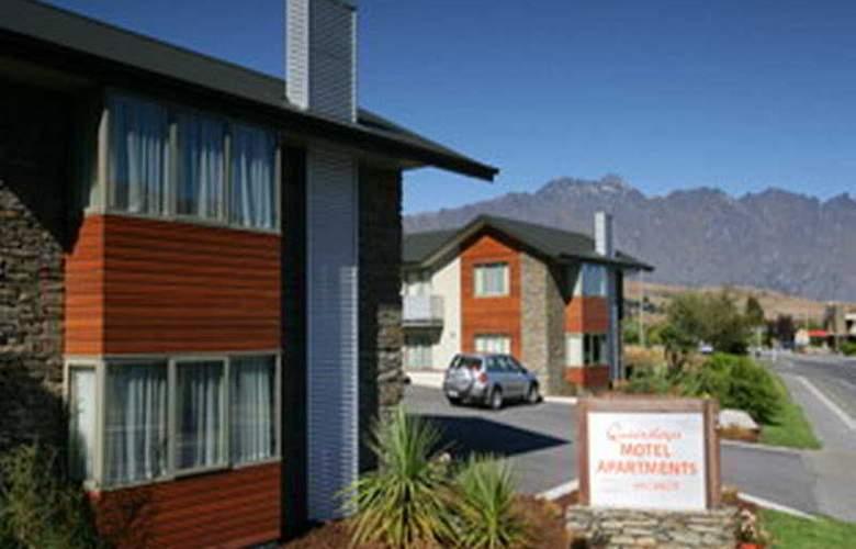 Queenstown Motel Apartments - Hotel - 0