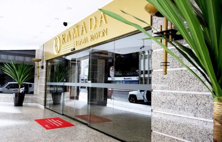 Ramada Plaza Curitiba Rayon - Hotel - 0