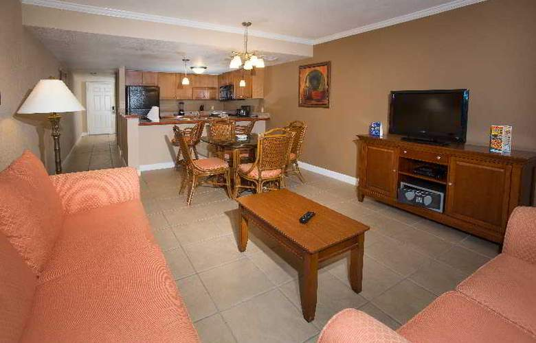 Legacy Vacation Resorts Orlando former Celebrity - Room - 4