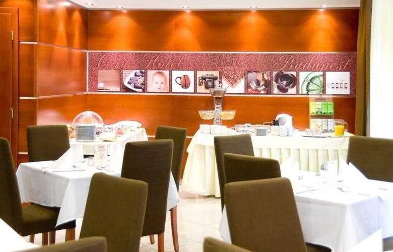 City-Hotel - Restaurant - 4