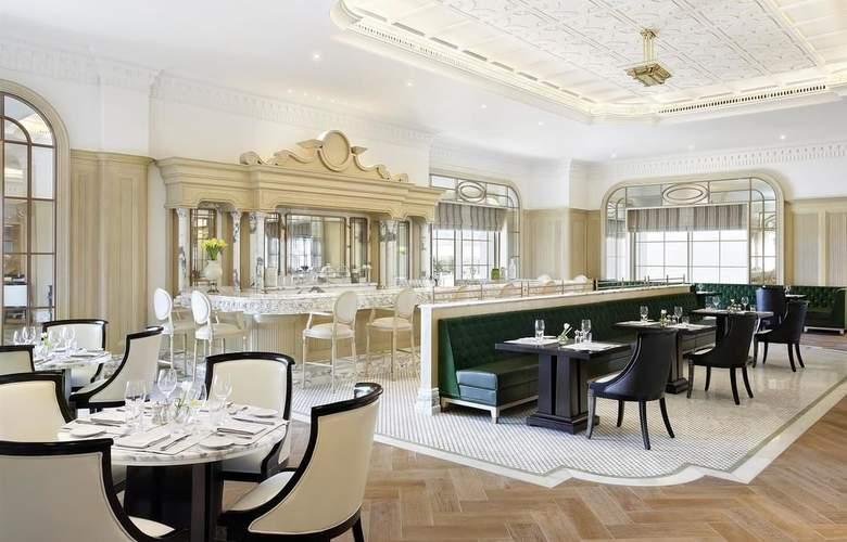 St. Regis Dubai - Restaurant - 54