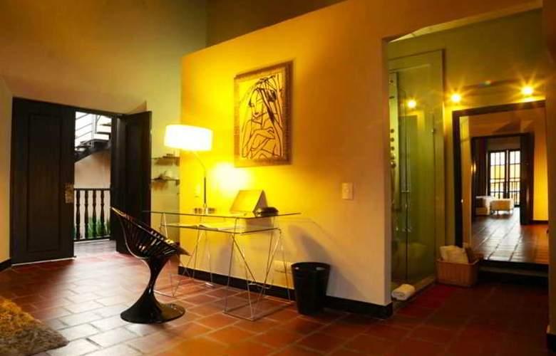 La Casa del Farol Hotel Boutique - Room - 5