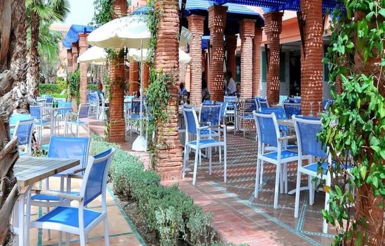 Les Jardins de Agdal Hotel & Spa - Terrace - 16
