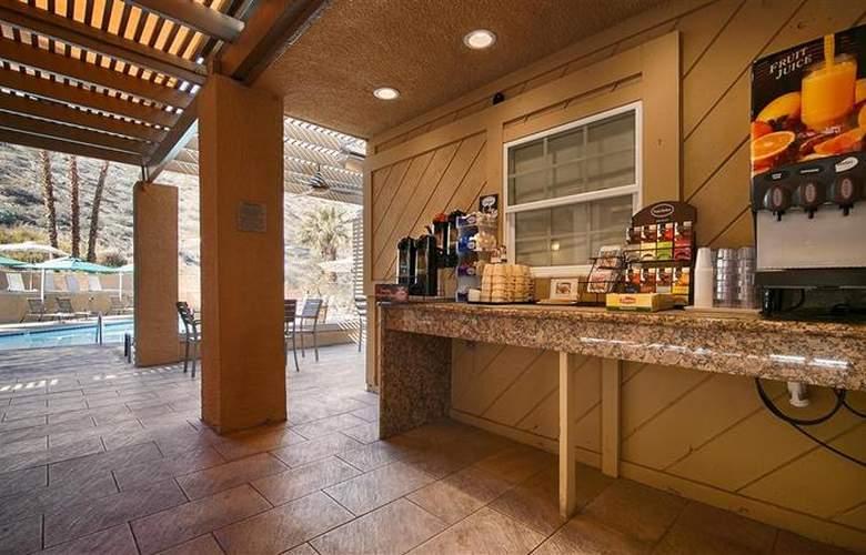 Best Western Inn at Palm Springs - Restaurant - 6