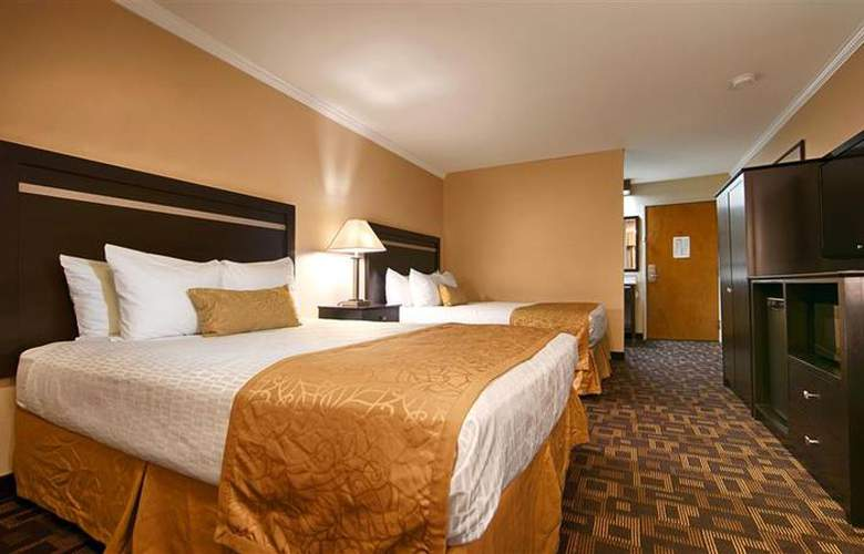 Best Western Plus Inn Of Hayward - Room - 11