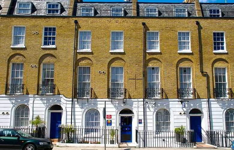 Comfort Inn St.Pancras Kings Cross - Hotel - 0