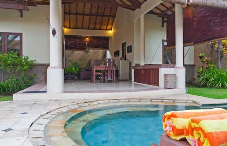 Grand Bali Mulia Villa - Pool - 10