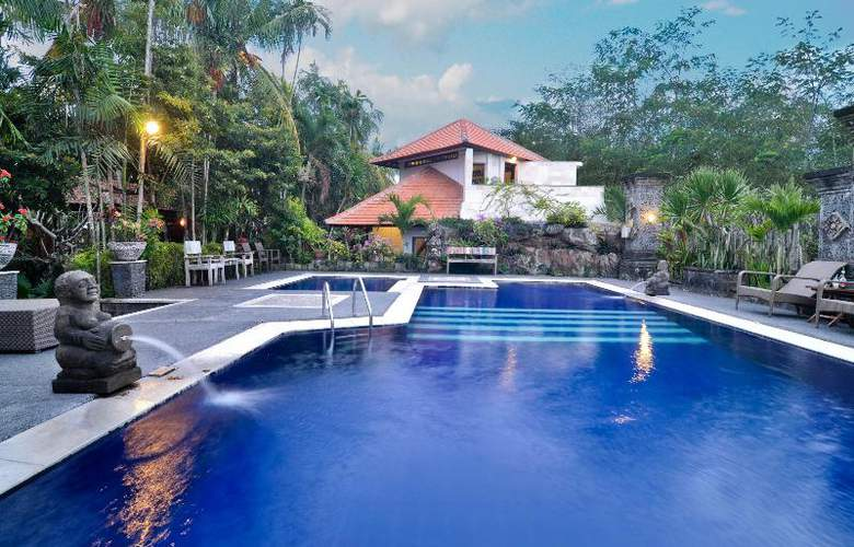Taman Harum Cottages - Pool - 40