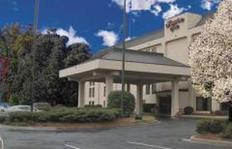 Hampton Inn Salisbury - Hotel - 0