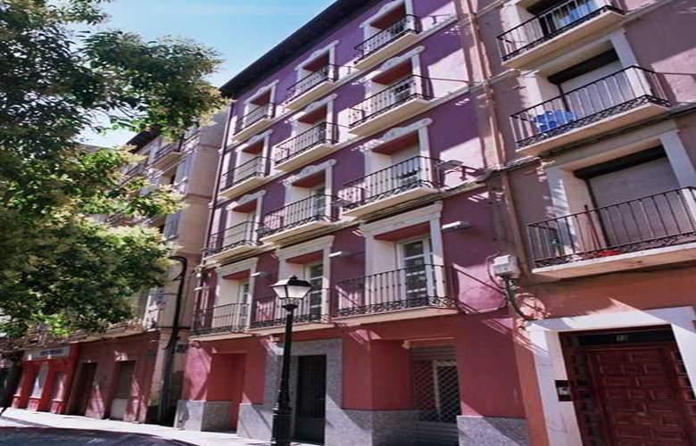 Auhabitat Zaragoza apartamentos - Hotel - 0