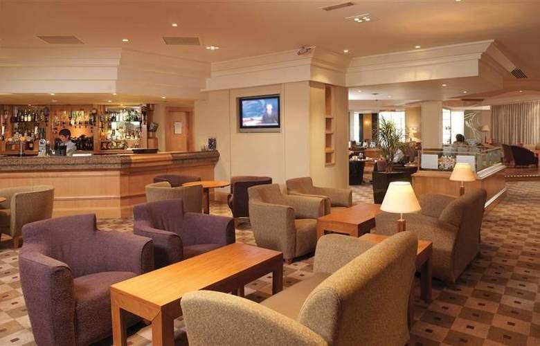 Best Western Stoke-On-Trent Moat House - Bar - 92