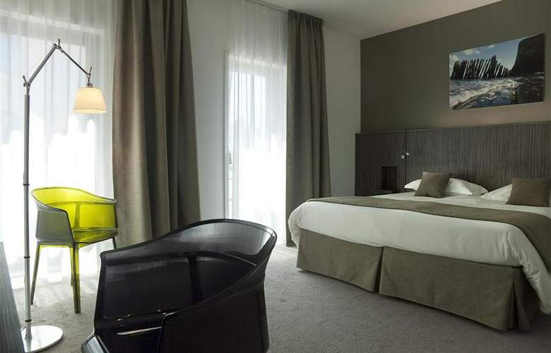 Mercure Saint-Malo Balmoral - Room - 14