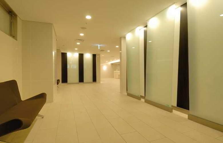 Meitetsu Inn Nagoya Nishiki - Hotel - 3