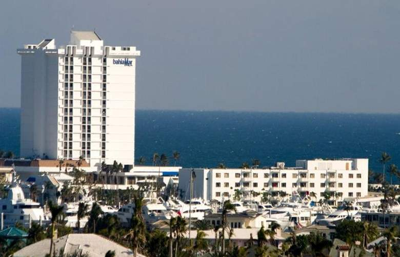 Bahia Mar Ft Lauderdale Beach-Doubletree by Hilton - Hotel - 10