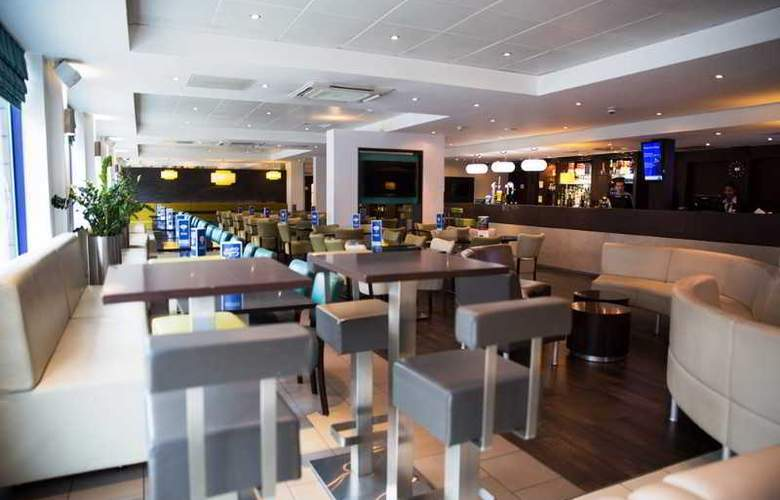 Holiday Inn Express London Stratford - Restaurant - 35