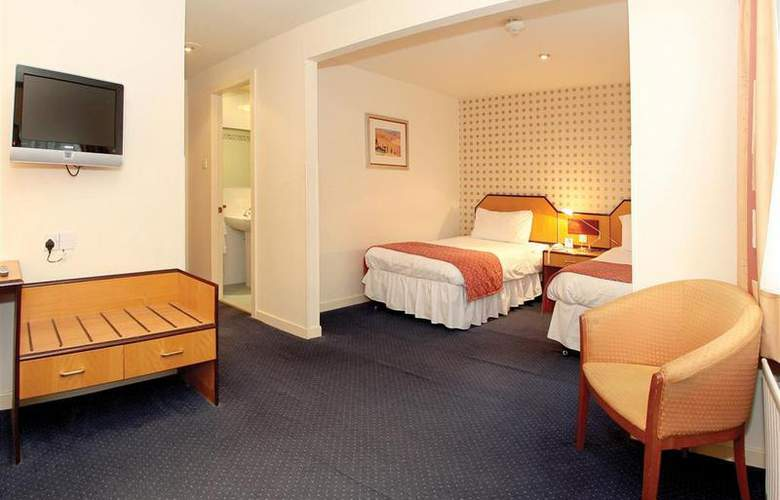 Best Western Invercarse - Room - 93