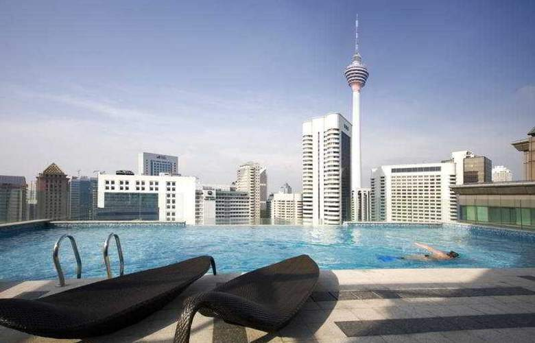 Fraser Place Kuala Lumpur - Pool - 5