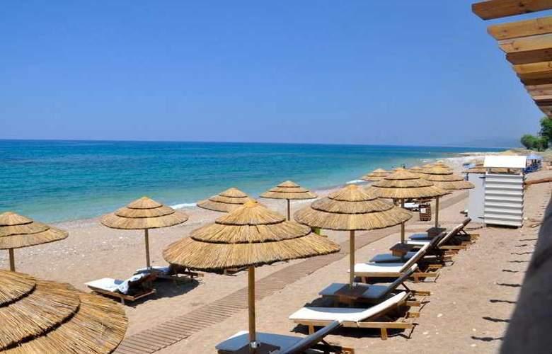 Euroxenia Messina Mare - Beach - 20