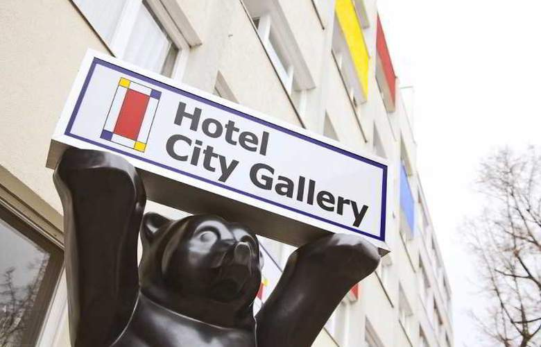 City Gallery Berlin - Hotel - 4