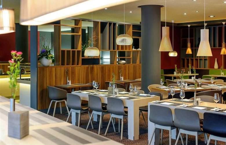 Novotel Berlin Mitte - Restaurant - 57