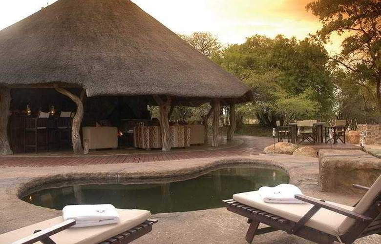 Kwafubesi Tented Safari Camp - Pool - 4