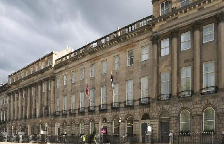 Crowne Plaza Edinburgh - Royal Terrace - Hotel - 0