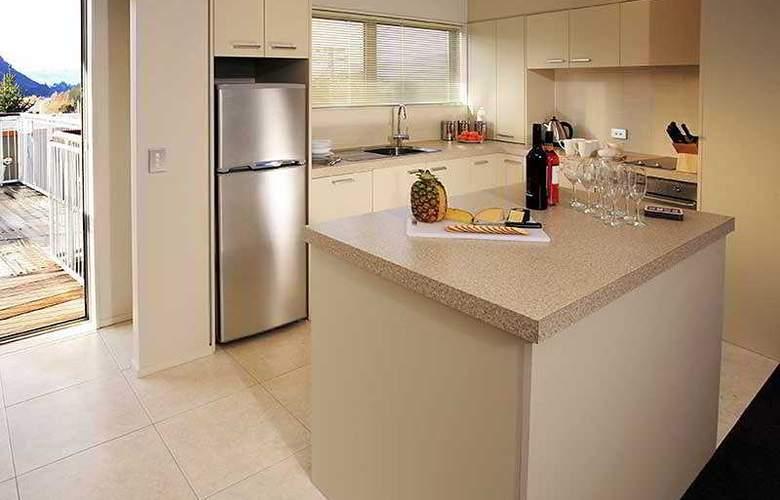Wanaka Edge Apartments - Room - 0