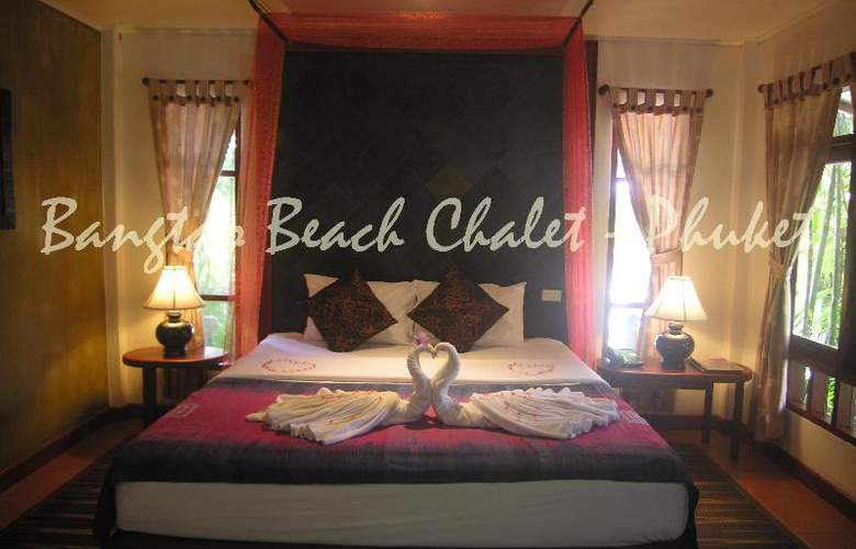 Bangtao Beach Chalet Phuket - Room - 4