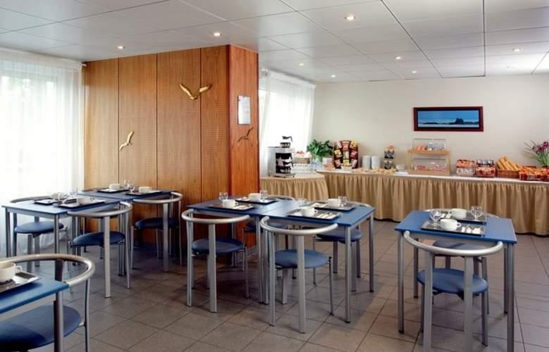 Appart'City Rennes Saint-Grégoire - Restaurant - 6