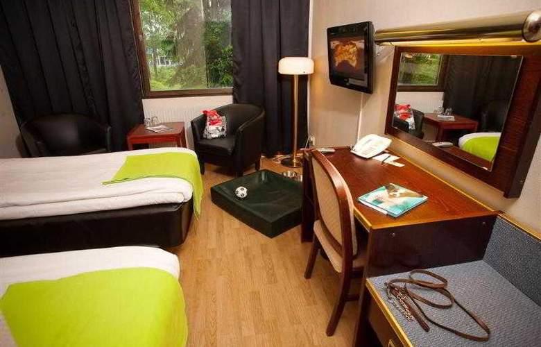BEST WESTERN Hotell SoderH - Hotel - 19