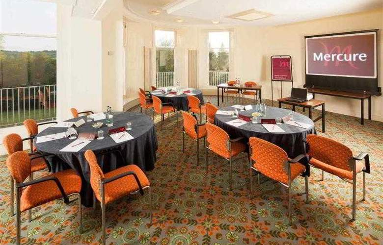 Mercure Gloucester Bowden Hall - Hotel - 17