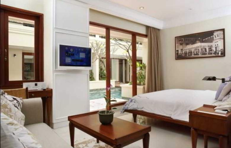 Seminyak Lagoon All Suites Hotel - Room - 4